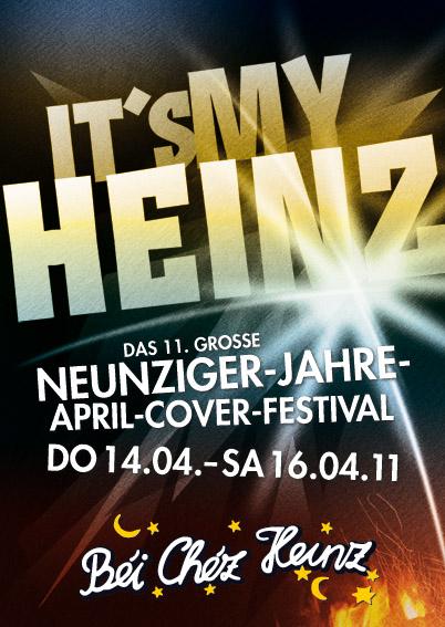 It's my heinz