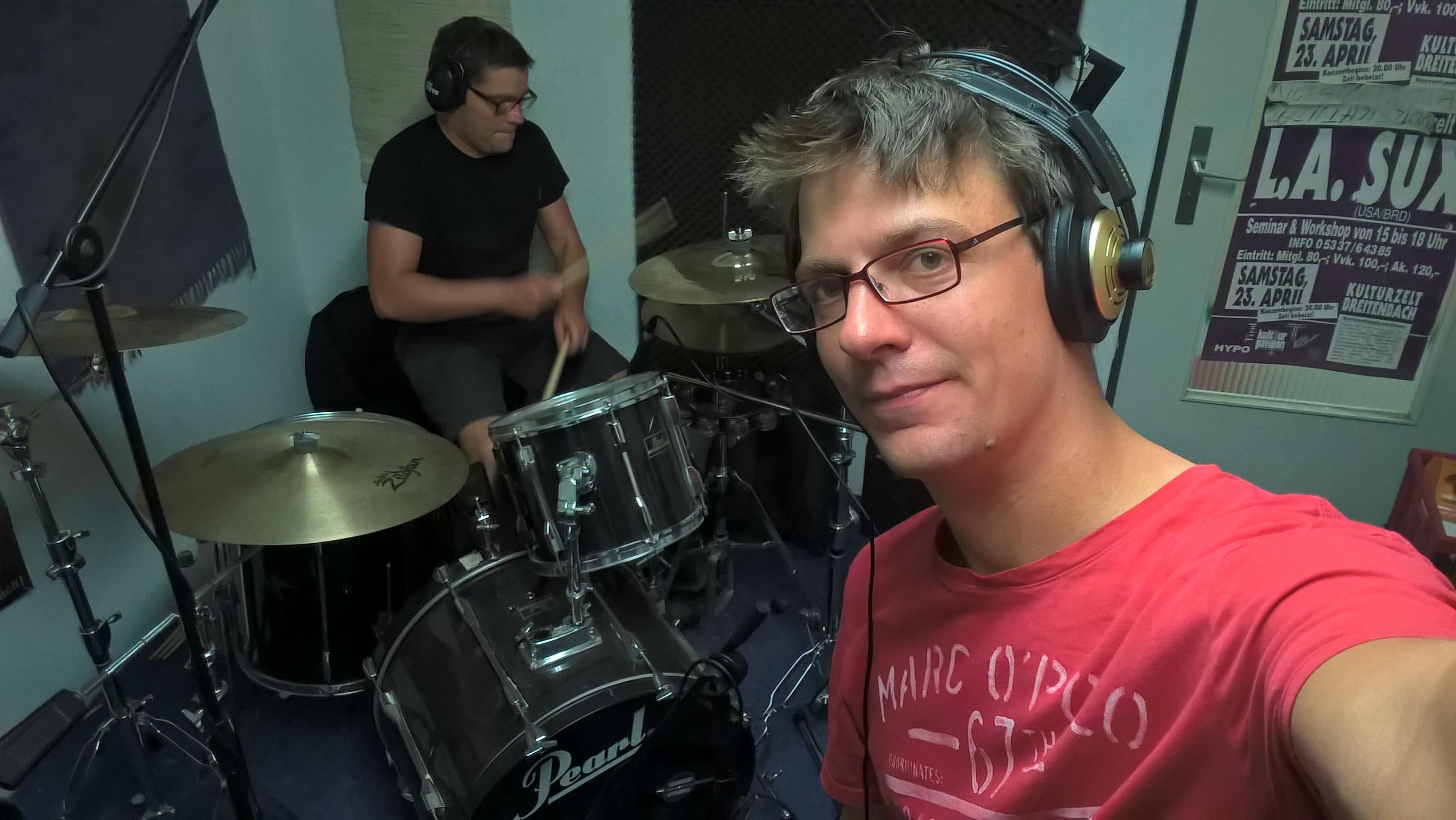 Werner Strong - Aufnahmen 2018